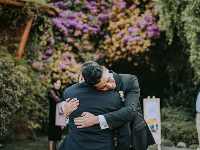 El matrimonio de Pablo y Daniela en San José de Maipo, Cordillera 34