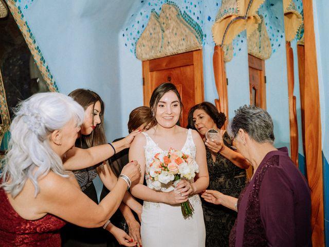 El matrimonio de Pablo y Daniela en San José de Maipo, Cordillera 44