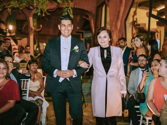 El matrimonio de Pablo y Daniela en San José de Maipo, Cordillera 45