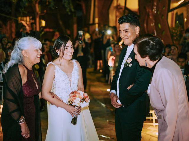 El matrimonio de Pablo y Daniela en San José de Maipo, Cordillera 46