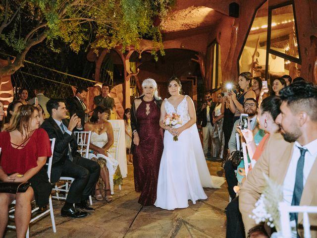 El matrimonio de Pablo y Daniela en San José de Maipo, Cordillera 47