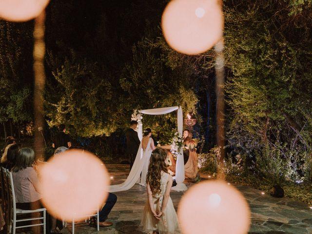El matrimonio de Pablo y Daniela en San José de Maipo, Cordillera 48