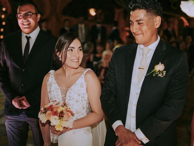 El matrimonio de Pablo y Daniela en San José de Maipo, Cordillera 50