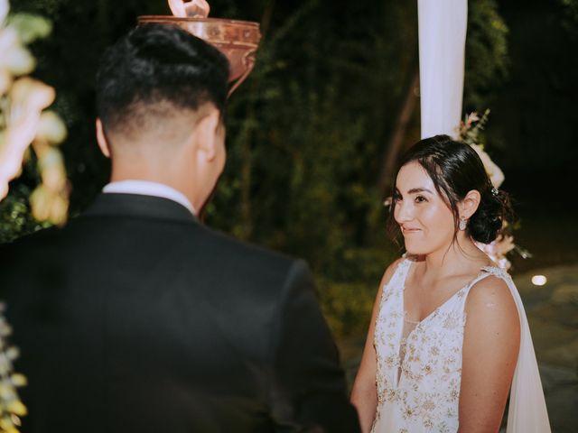 El matrimonio de Pablo y Daniela en San José de Maipo, Cordillera 51