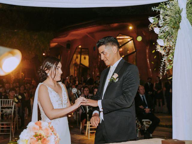 El matrimonio de Pablo y Daniela en San José de Maipo, Cordillera 53