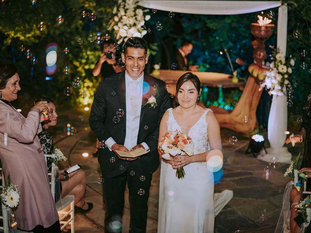 El matrimonio de Pablo y Daniela en San José de Maipo, Cordillera 56