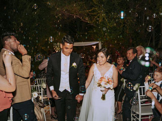 El matrimonio de Pablo y Daniela en San José de Maipo, Cordillera 57