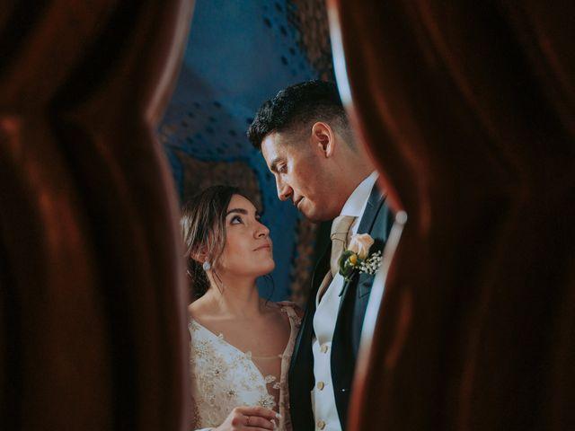 El matrimonio de Pablo y Daniela en San José de Maipo, Cordillera 59