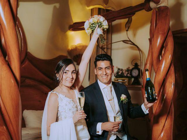 El matrimonio de Pablo y Daniela en San José de Maipo, Cordillera 62