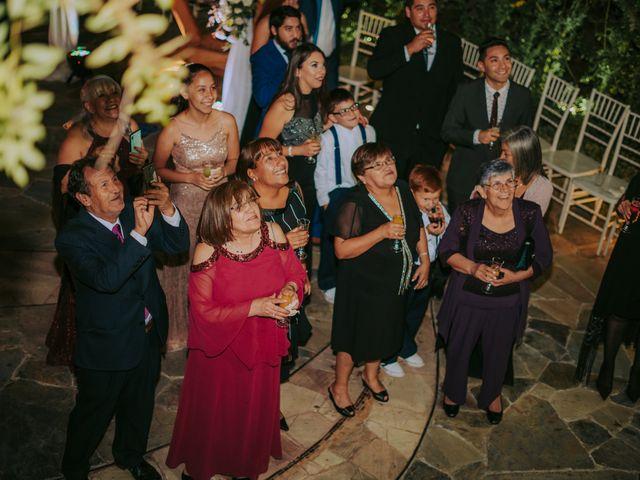 El matrimonio de Pablo y Daniela en San José de Maipo, Cordillera 65