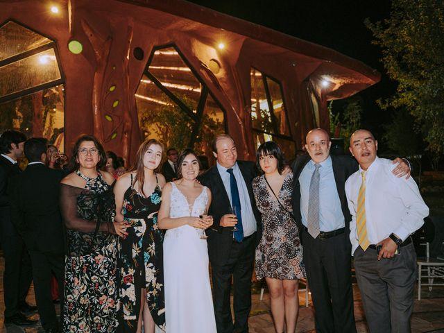 El matrimonio de Pablo y Daniela en San José de Maipo, Cordillera 69