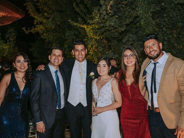 El matrimonio de Pablo y Daniela en San José de Maipo, Cordillera 72