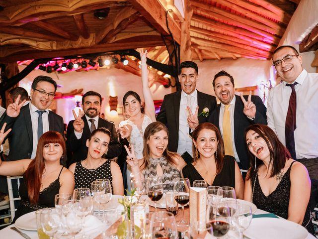 El matrimonio de Pablo y Daniela en San José de Maipo, Cordillera 74