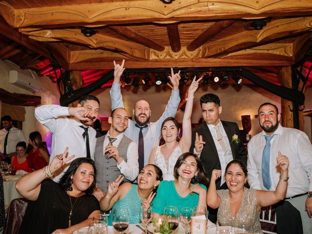El matrimonio de Pablo y Daniela en San José de Maipo, Cordillera 75
