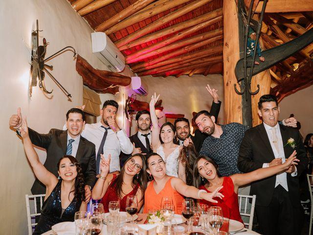 El matrimonio de Pablo y Daniela en San José de Maipo, Cordillera 76