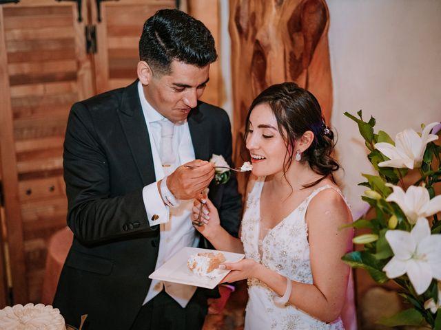 El matrimonio de Pablo y Daniela en San José de Maipo, Cordillera 83