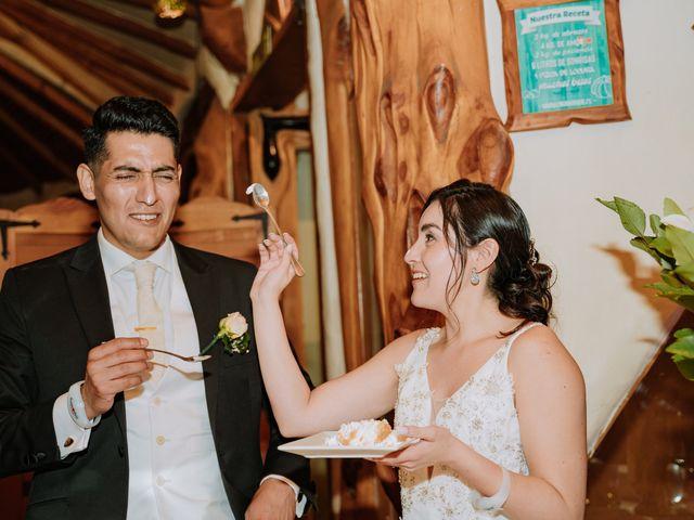 El matrimonio de Pablo y Daniela en San José de Maipo, Cordillera 84