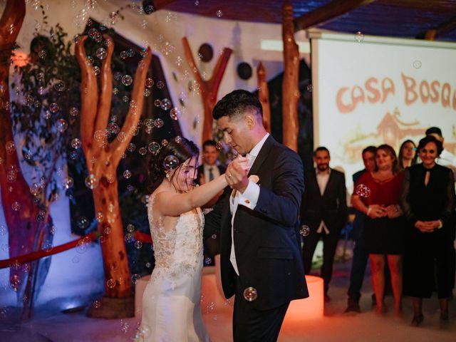 El matrimonio de Pablo y Daniela en San José de Maipo, Cordillera 85