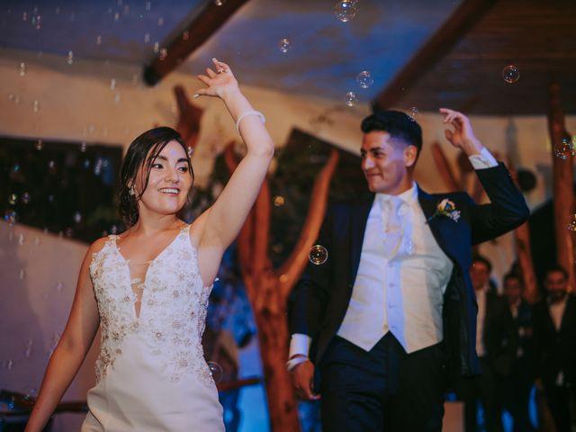 El matrimonio de Pablo y Daniela en San José de Maipo, Cordillera 87