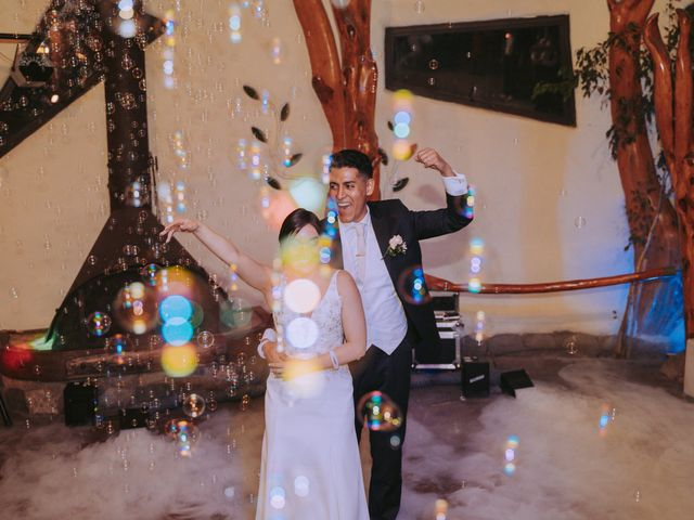 El matrimonio de Pablo y Daniela en San José de Maipo, Cordillera 88