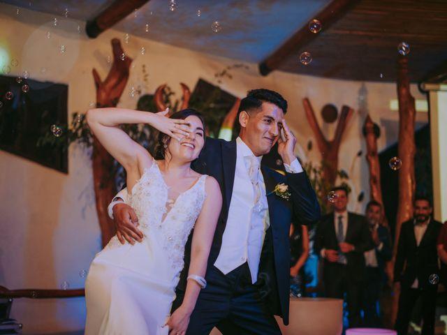 El matrimonio de Pablo y Daniela en San José de Maipo, Cordillera 91