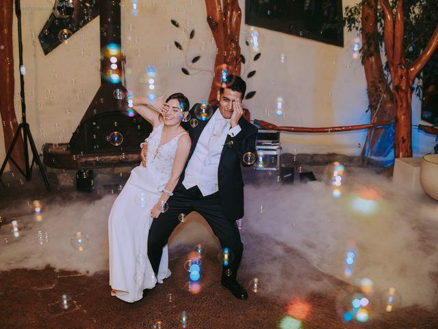 El matrimonio de Pablo y Daniela en San José de Maipo, Cordillera 92