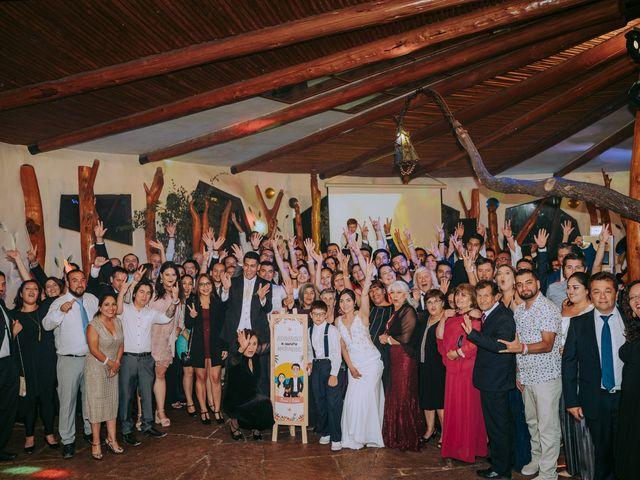 El matrimonio de Pablo y Daniela en San José de Maipo, Cordillera 93