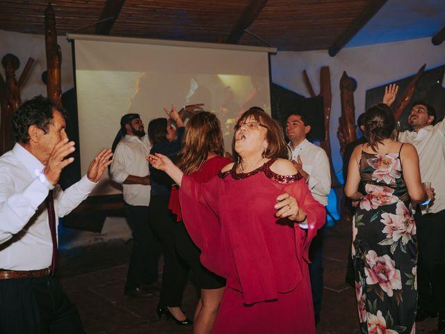 El matrimonio de Pablo y Daniela en San José de Maipo, Cordillera 95