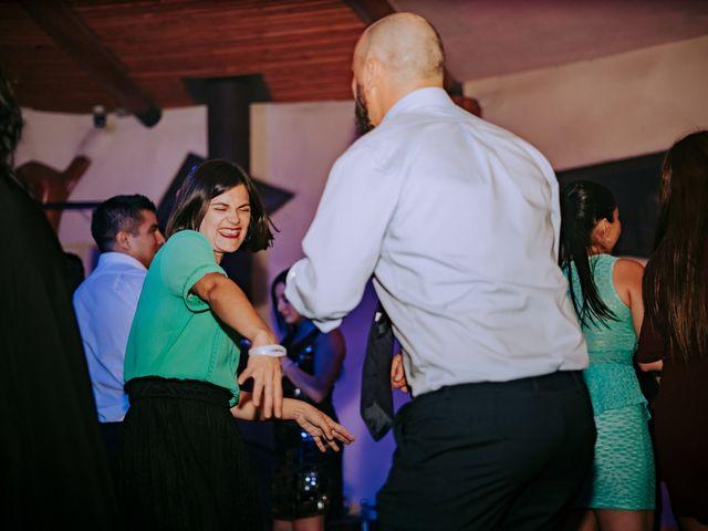 El matrimonio de Pablo y Daniela en San José de Maipo, Cordillera 105