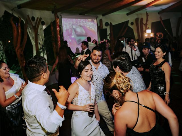 El matrimonio de Pablo y Daniela en San José de Maipo, Cordillera 108