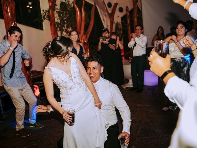 El matrimonio de Pablo y Daniela en San José de Maipo, Cordillera 111