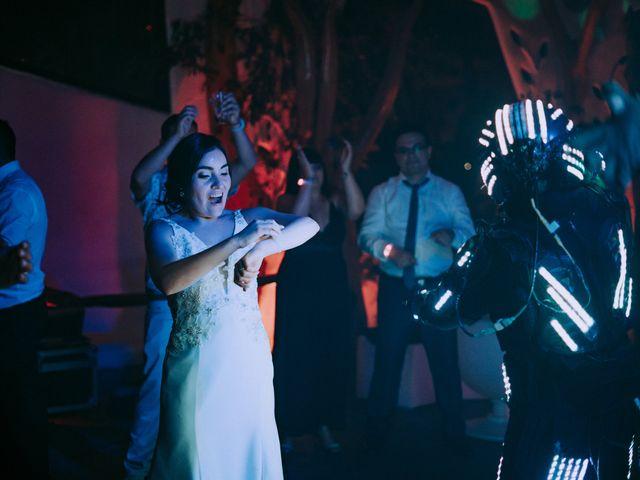El matrimonio de Pablo y Daniela en San José de Maipo, Cordillera 114