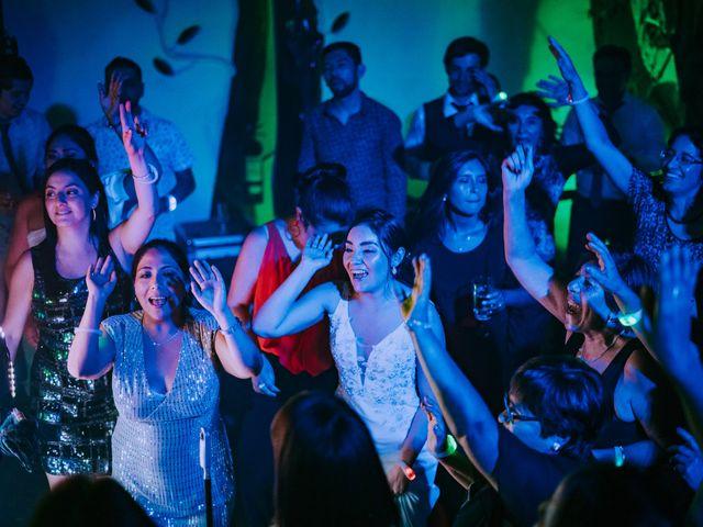 El matrimonio de Pablo y Daniela en San José de Maipo, Cordillera 122