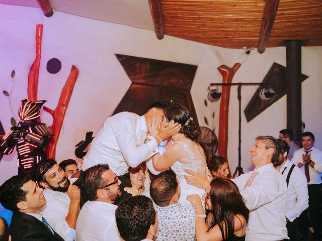 El matrimonio de Pablo y Daniela en San José de Maipo, Cordillera 136