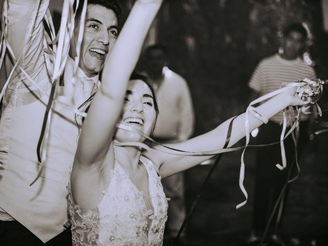 El matrimonio de Pablo y Daniela en San José de Maipo, Cordillera 143