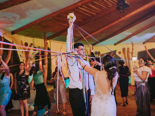 El matrimonio de Pablo y Daniela en San José de Maipo, Cordillera 145