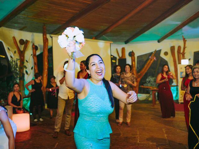El matrimonio de Pablo y Daniela en San José de Maipo, Cordillera 146