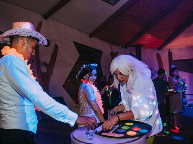 El matrimonio de Pablo y Daniela en San José de Maipo, Cordillera 148