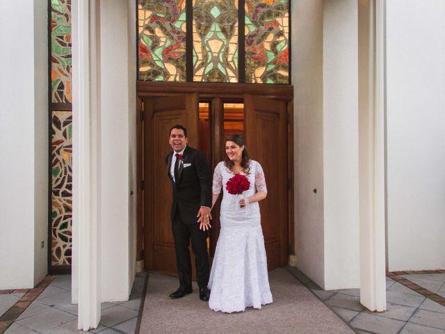 El matrimonio de Renzo y Claudia en Santiago, Santiago 4