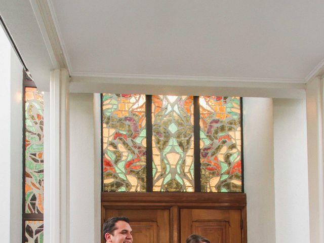 El matrimonio de Renzo y Claudia en Santiago, Santiago 5