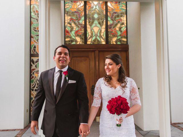 El matrimonio de Renzo y Claudia en Santiago, Santiago 6