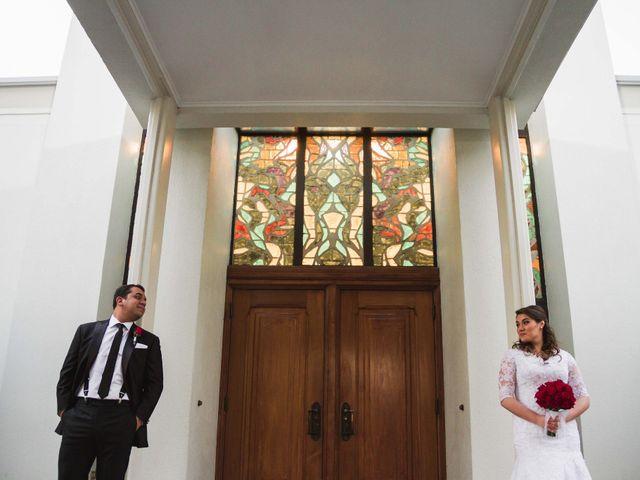 El matrimonio de Renzo y Claudia en Santiago, Santiago 8