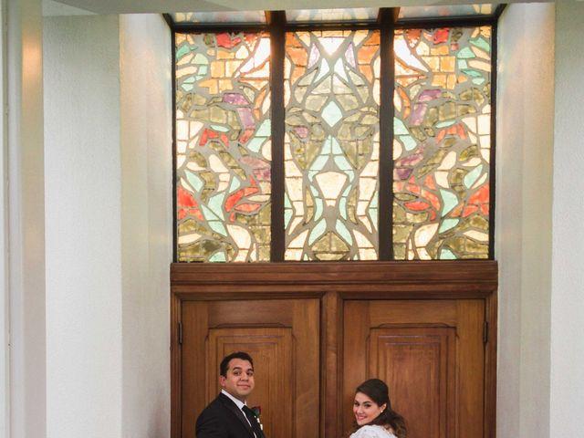 El matrimonio de Renzo y Claudia en Santiago, Santiago 13