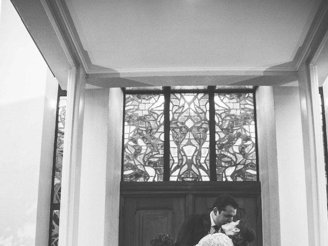El matrimonio de Renzo y Claudia en Santiago, Santiago 14