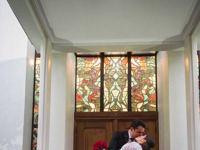 El matrimonio de Renzo y Claudia en Santiago, Santiago 15