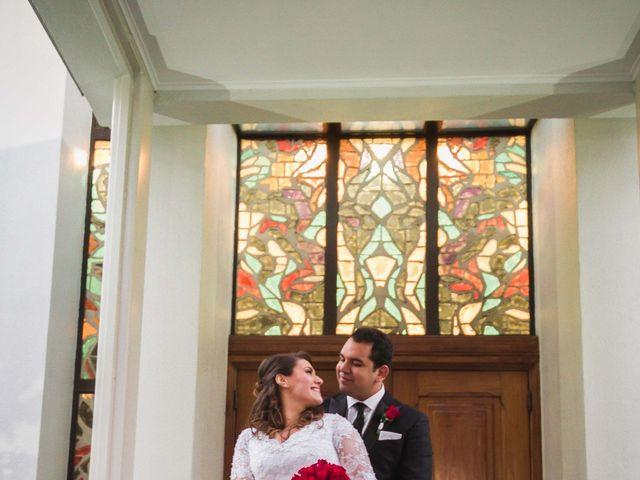 El matrimonio de Renzo y Claudia en Santiago, Santiago 17
