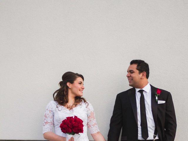 El matrimonio de Renzo y Claudia en Santiago, Santiago 28