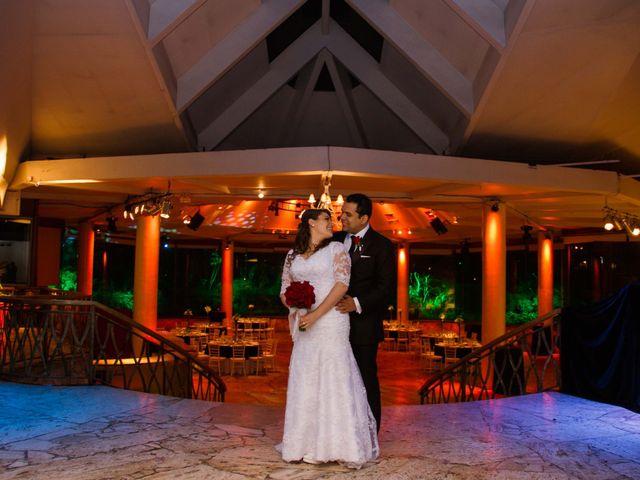 El matrimonio de Renzo y Claudia en Santiago, Santiago 36