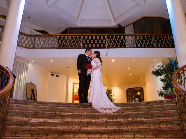 El matrimonio de Renzo y Claudia en Santiago, Santiago 1