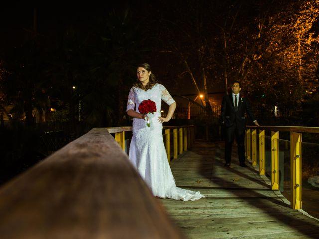 El matrimonio de Renzo y Claudia en Santiago, Santiago 39